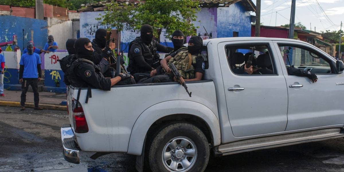 Fuerzas de Ortega recuperan Masaya, bastión opositor en Nicaragua