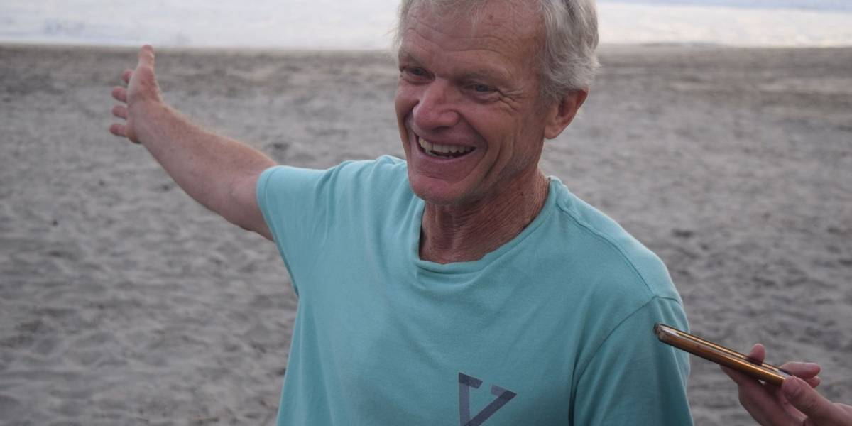 Gary Linden, la leyenda que sueña con convertir a México en potencia del surf