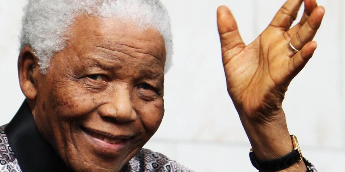Livro lembra força de liderança de Nelson Mandela