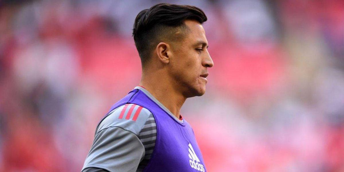 """Mourinho se preocupa por Alexis: """"Si no está 15 o 20 días con nosotros, es muy malo para el equipo"""""""