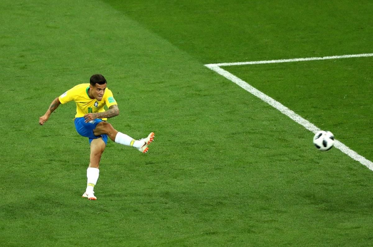 Philippe Coutinho Brasil Suíça