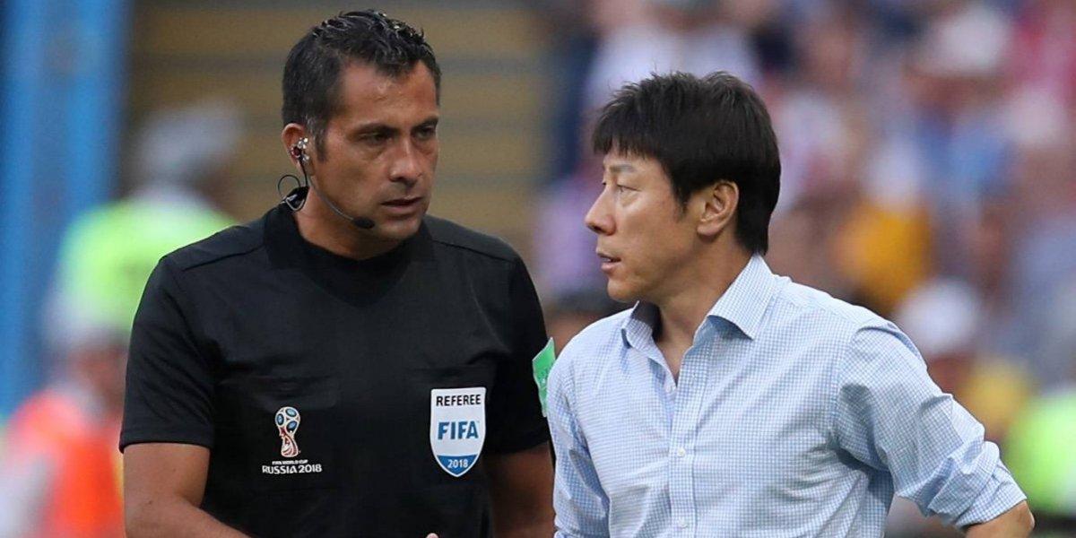 """Julio Bascuñán en su regreso del Mundial de Rusia 2018: """"El VAR va a subir el nivel del fútbol chileno"""""""