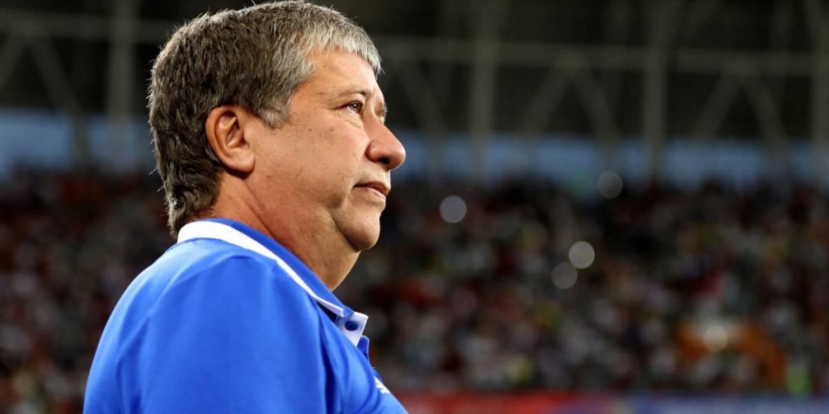 'Bolillo' sale de la selección Panamá y deja emotiva despedida