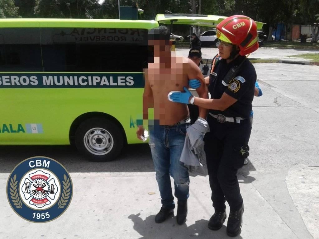 ataque armado en colonia El Progreso, zona 11