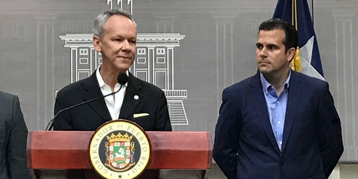 José Ortiz asegura que la factura de la luz no va a subir