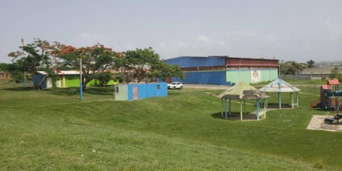 Municipio de Arecibo busca restaurar al menos cinco de sus parques tras María