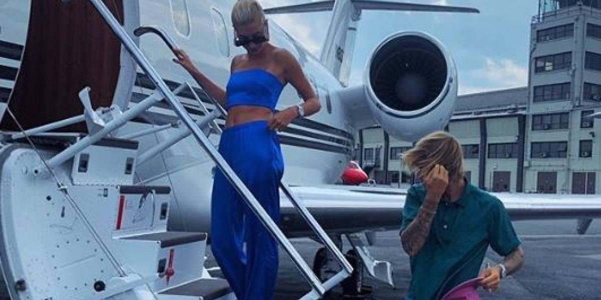 Hailey Baldwin já teria escolhido damas de honra para casamento com Justin Bieber