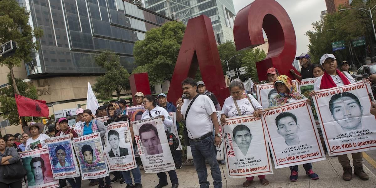 Gobierno sigue comprometido con la justicia en Caso Ayotzinapa: Peña Nieto