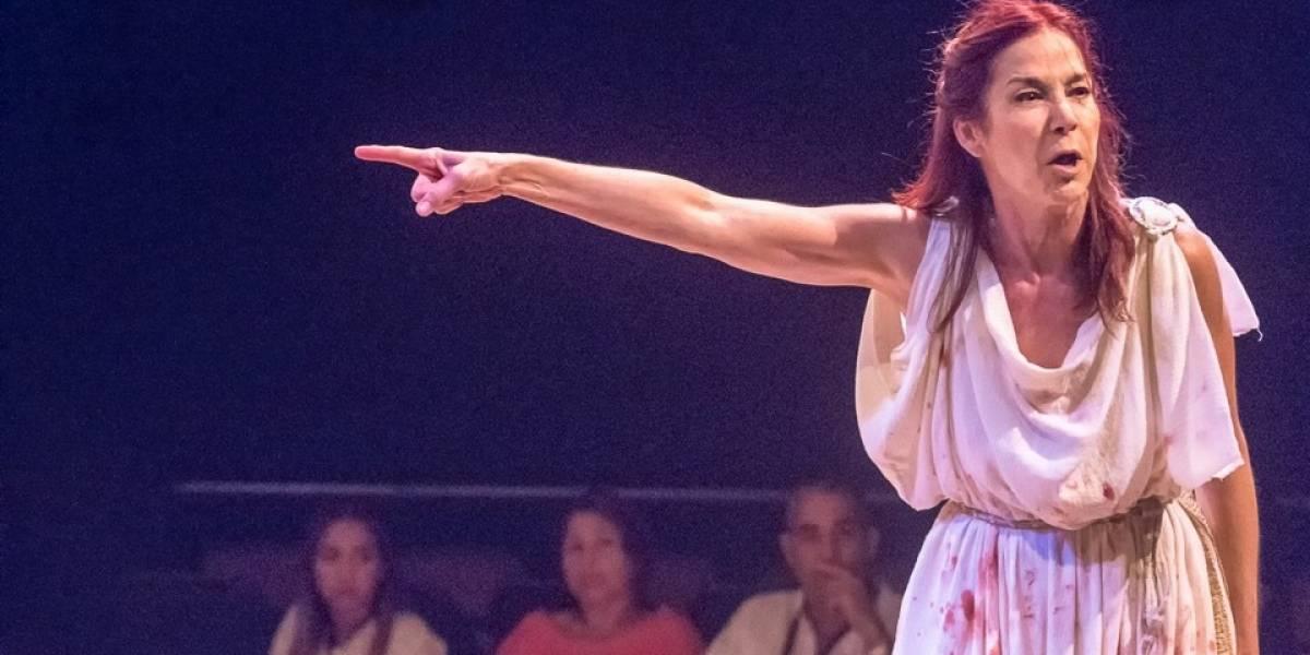 """Obra """"Medea"""" se presenta este fin de semana en Casa de Teatro"""