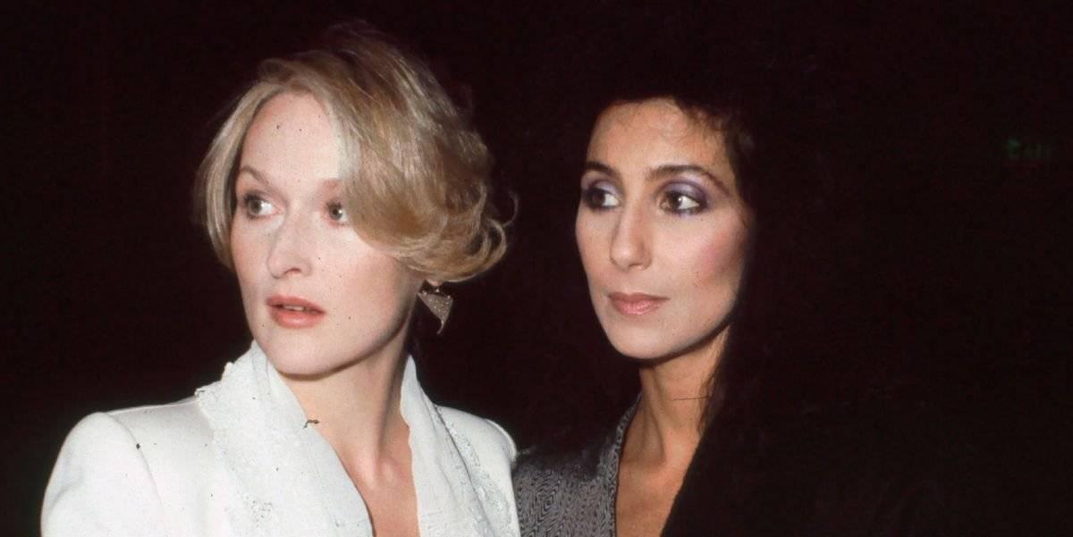 Meryl Streep y Cher