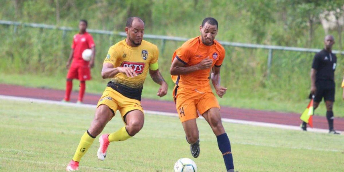 Moca FC goleó 3-0 al Inter RD en la LDF