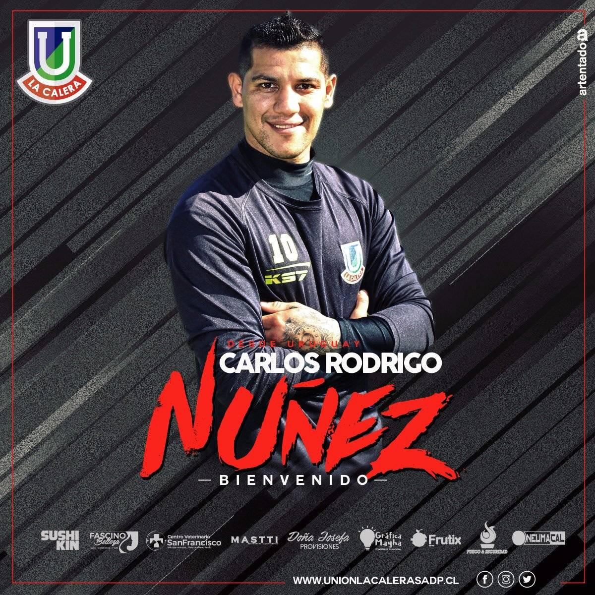 Carlos Núñez (Unión La Calera) La Calera