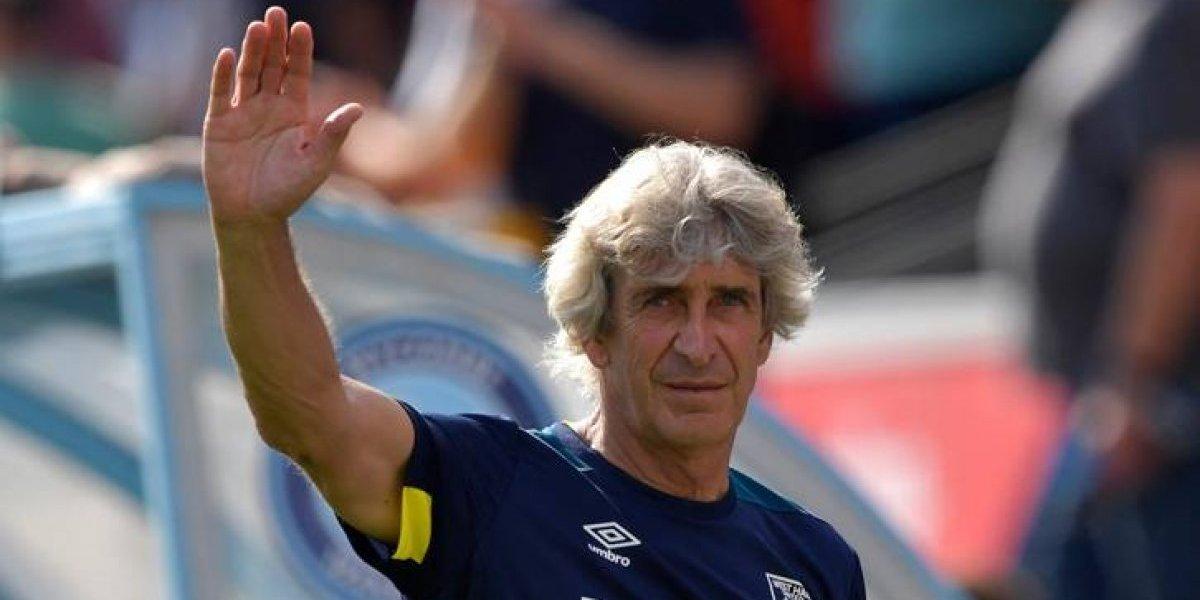 """""""Tiene fama de sacar lo mejor de los jugadores que quiere"""": Los elogios que se lleva Pellegrini en West Ham"""