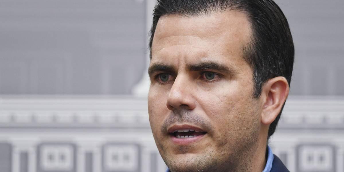 Carta oficial: Rosselló dejará plantado al Congreso en vista sobre AEE