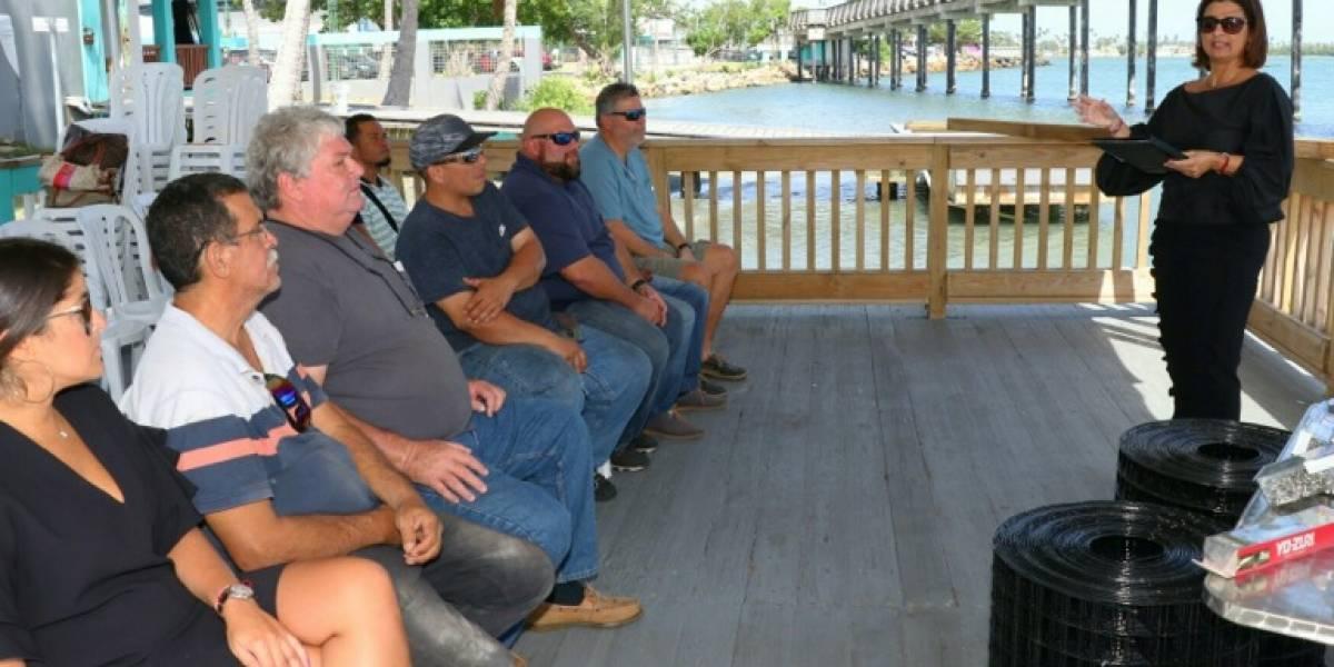 Grupo Colón Gerena da apoyo a pescadores puertorriqueños