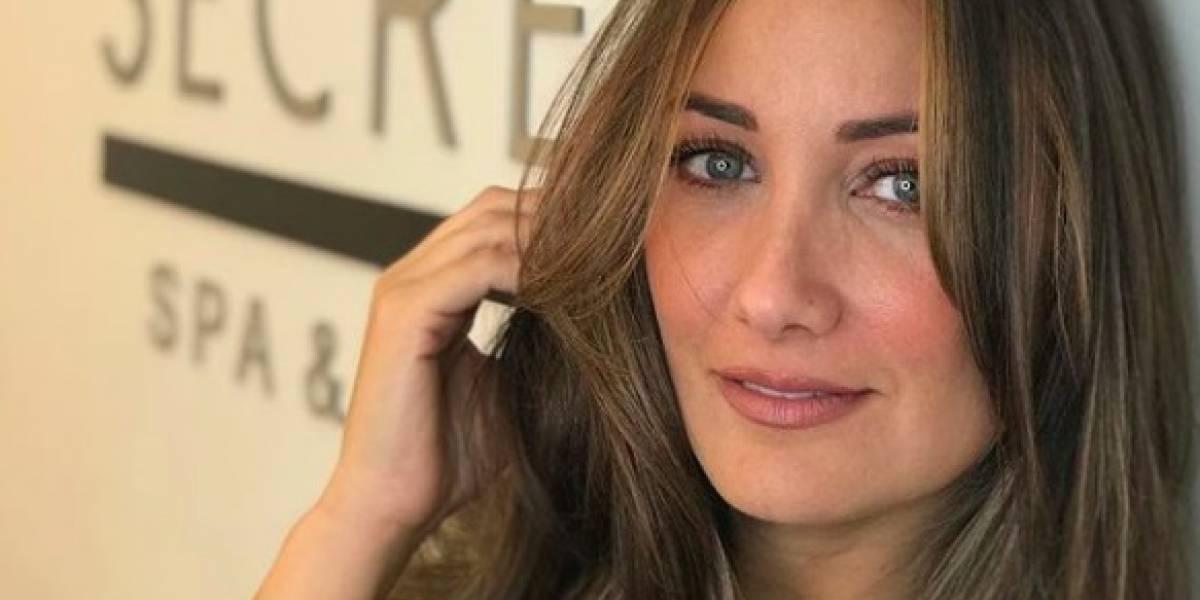 Karla Monroig se aumenta los labios