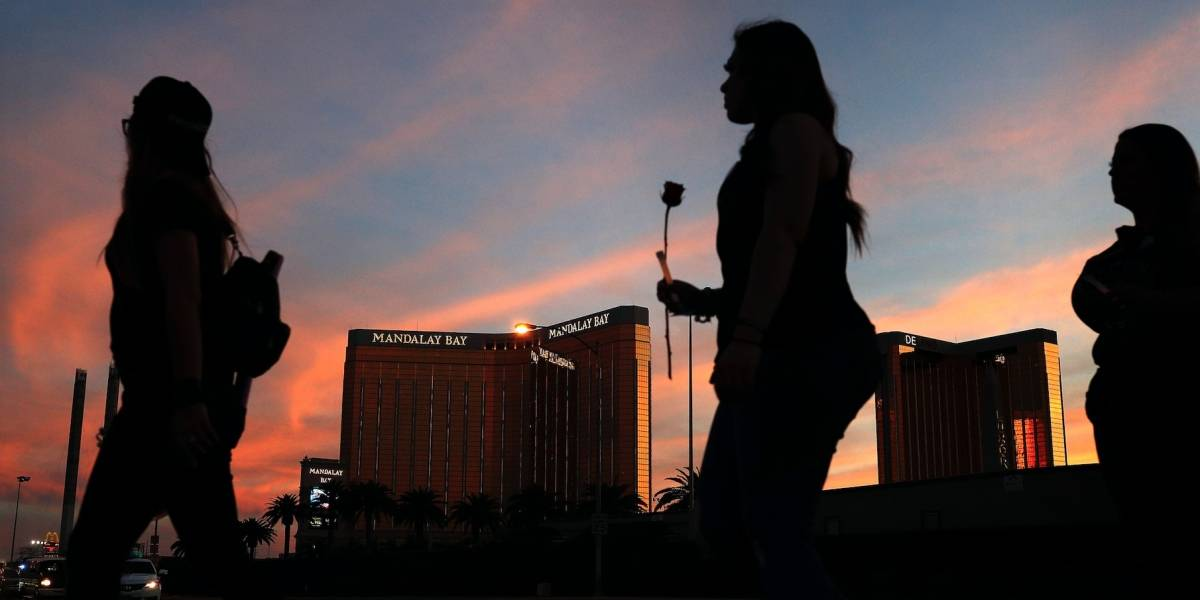 MGM demanda a víctimas de balacera Las Vegas para evitar obligaciones