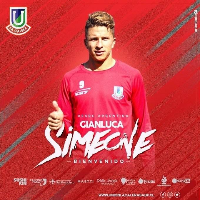 Gianluca Simeone (La Calera) La Calera