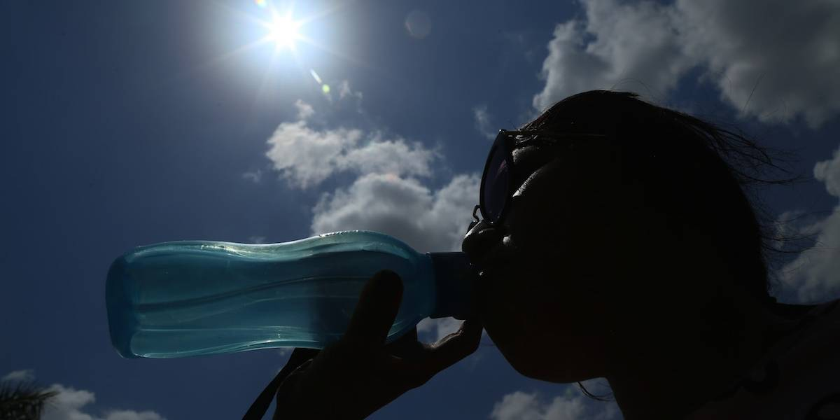 Altas temperaturas registran 322 casos de golpe de calor y 3 decesos
