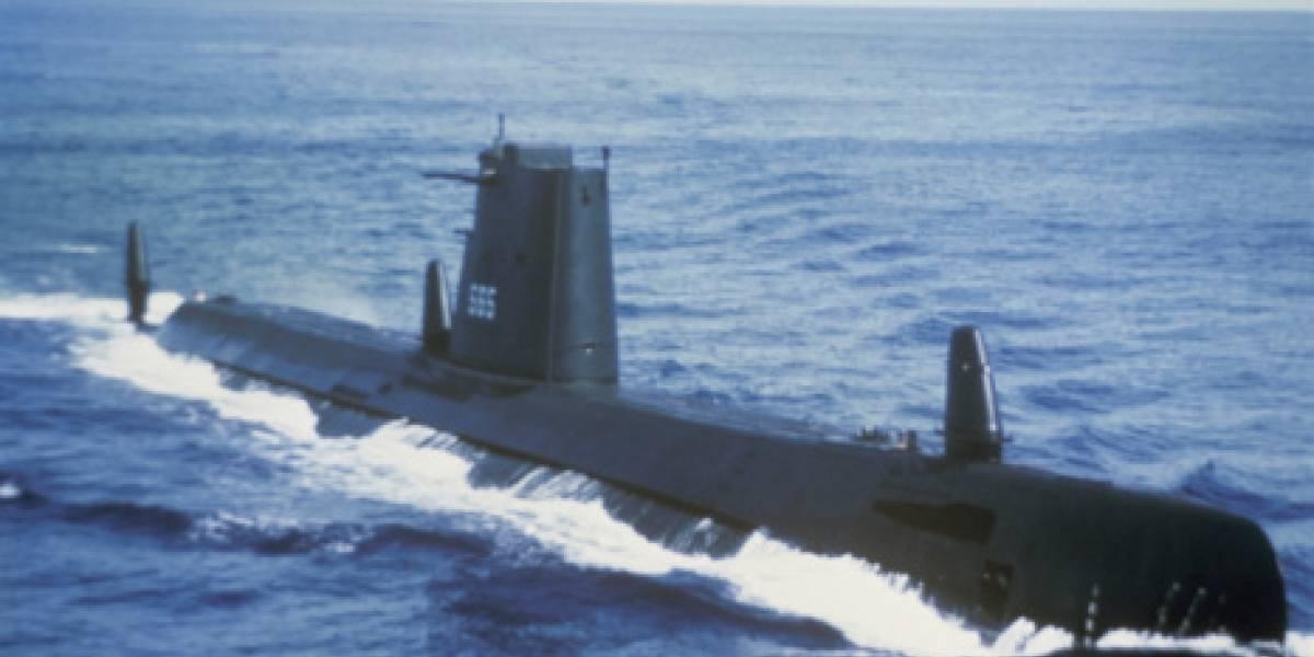 """""""El Cau-Cau español"""": submarino se úne a los """"Grandes fracasos de la ingeniería"""" porque ni flota ni cabe en el puerto"""