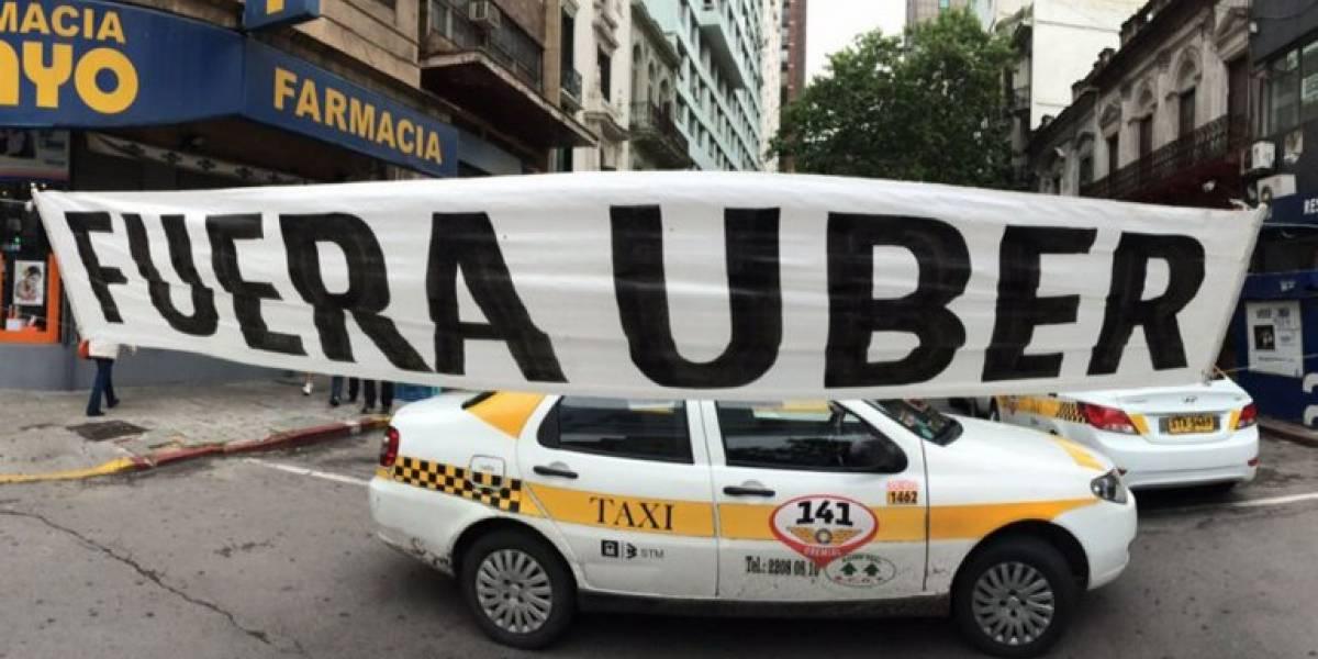Choferes de Uber en México podrían pasar hasta 9 años en cárcel