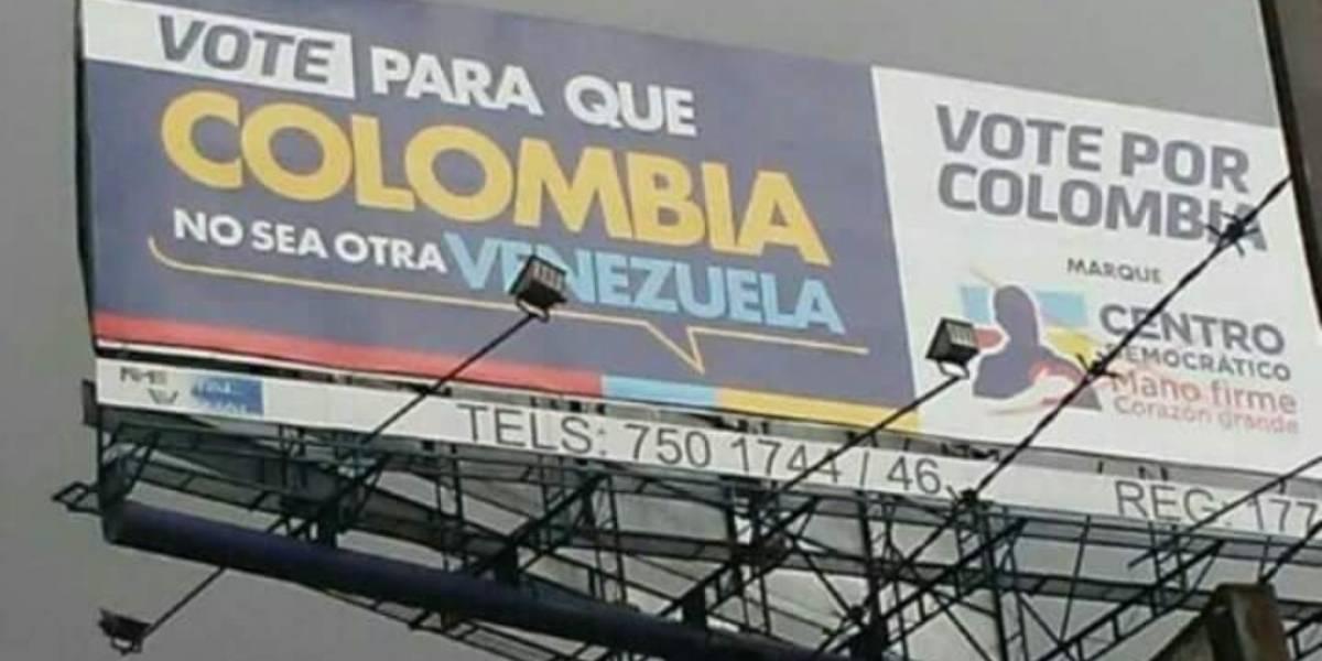 Martín Santos compara al gobierno de Maduro con el futuro gobierno de Iván Duque