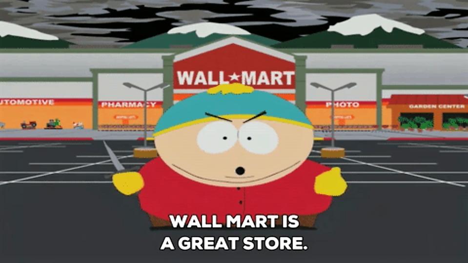 Walmart podría entrar a competir con Netflix y Amazon