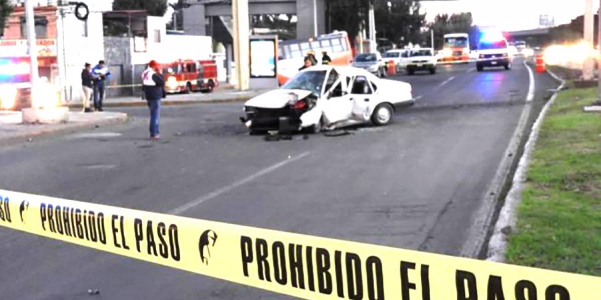 Accidentes de tránsito son la principal causa de defunción de jóvenes en Ecuador