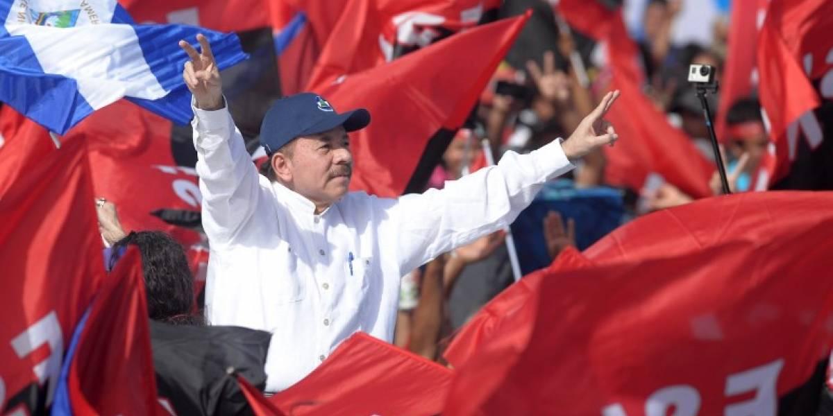 """Ortega acusa a los obispos nicaragüenses de """"golpistas"""""""