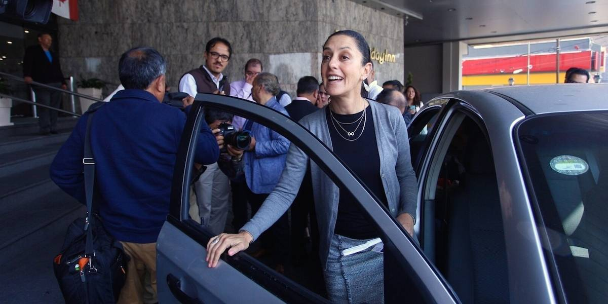 Fotomultas sí, pero sin afectar bolsillo de los capitalinos: Sheinbaum