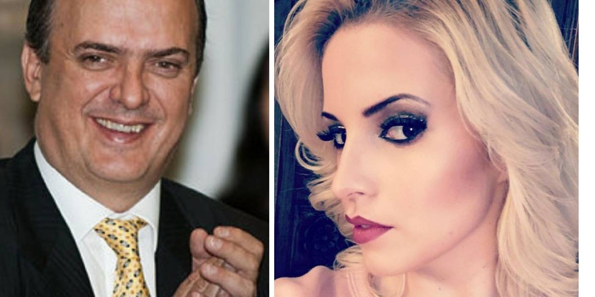 Hija de Marcelo Ebrard se roba los reflectores por su belleza y sensualidad