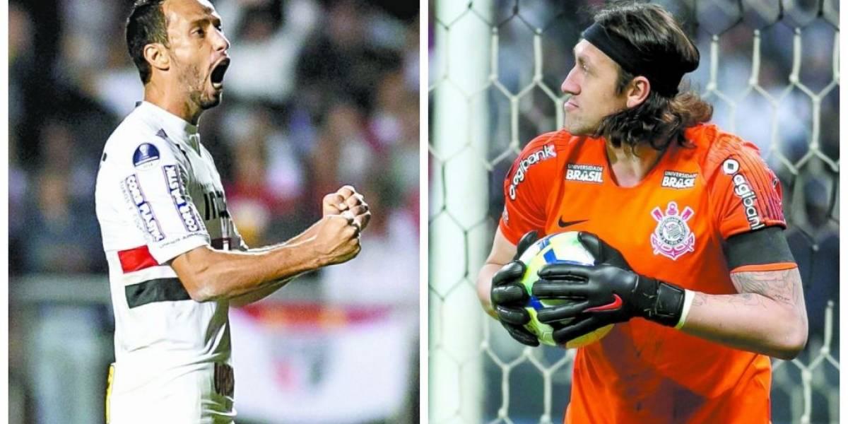 São Paulo e Corinthians se enfrentam neste sábado cheios de expectativas