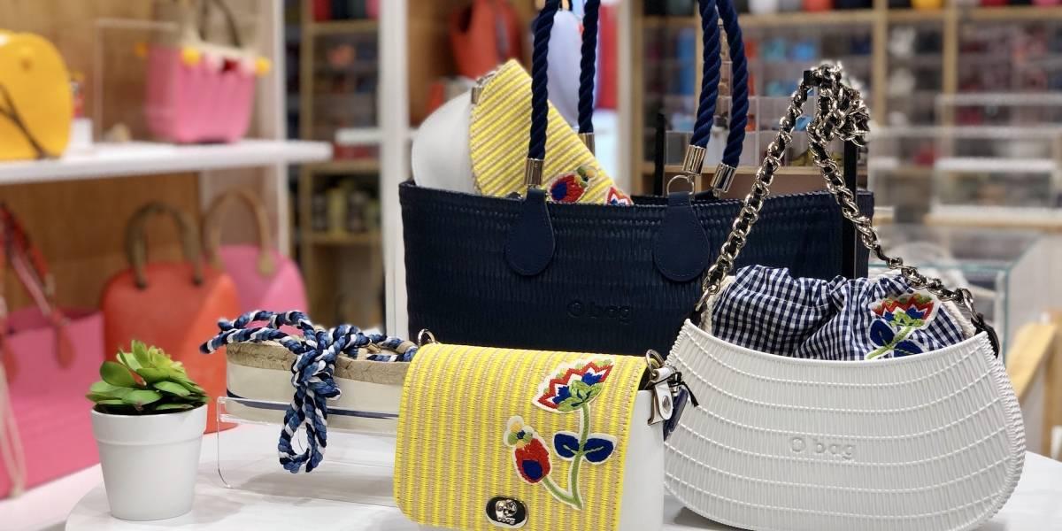 O bag, innovadora marca de accesorios que impulsa tu creatividad