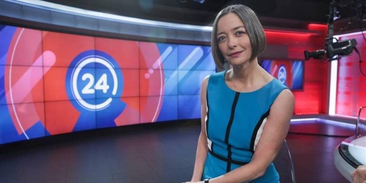"""Consuelo Saavedra golpea la mesa por crisis en TVN: """"Esperamos que no conviertan al canal en un campo de batalla política"""""""