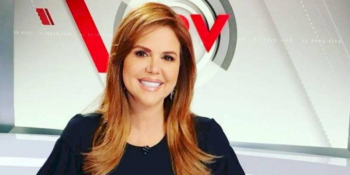 María Celeste Arrarás firma contrato para regresar a la televisión