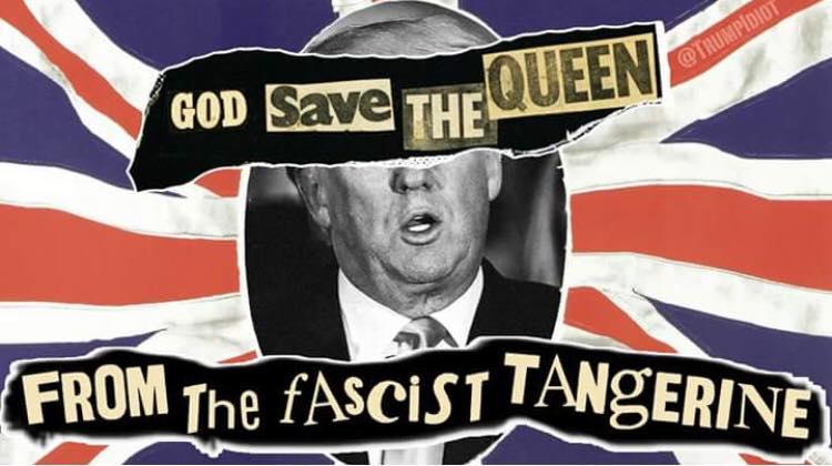 Si escribes 'Idiot' en Goolge aparece Trump en imágenes