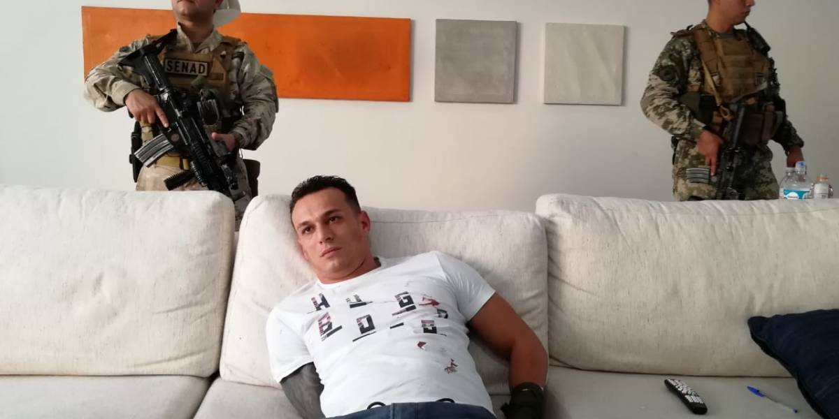 Polícia prende chefe do PCC no Paraguai