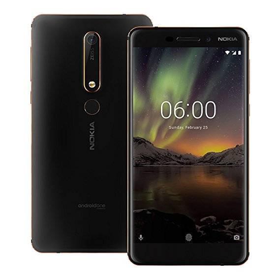 El Nokia 6.1 ya se encuentra disponible en Colombia