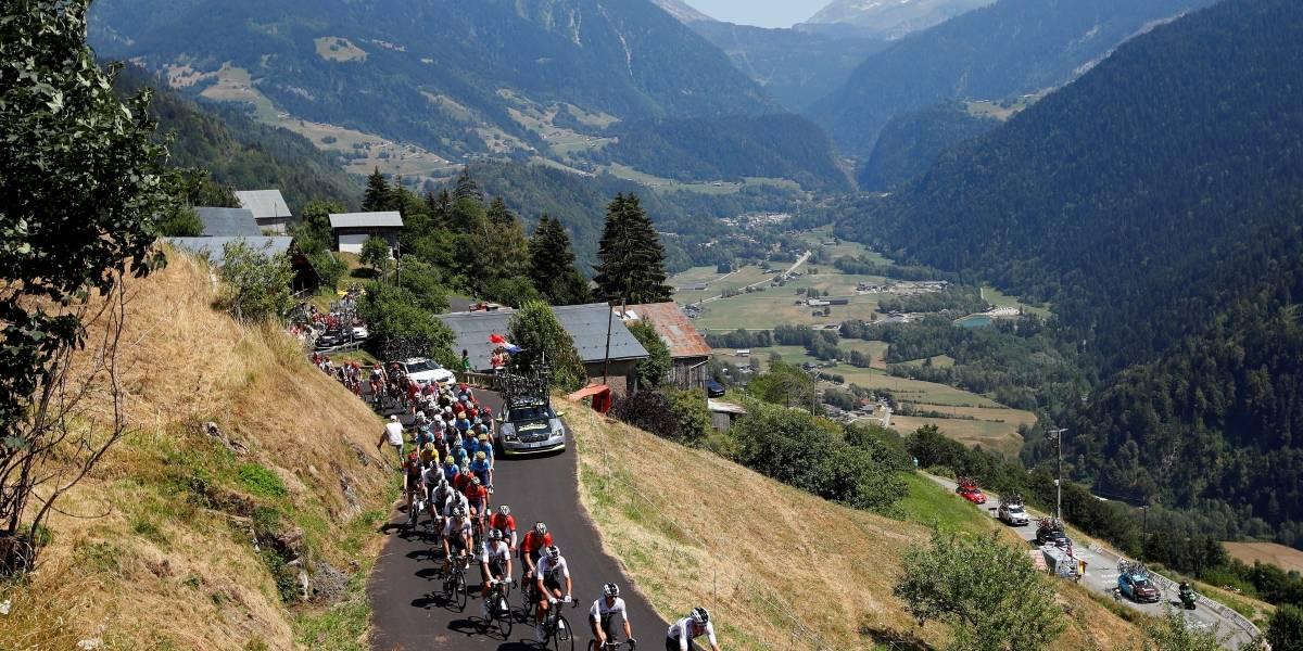 En vivo la etapa 12 del Tour de Francia: la etapa reina pasa por el Alpe d'Huez
