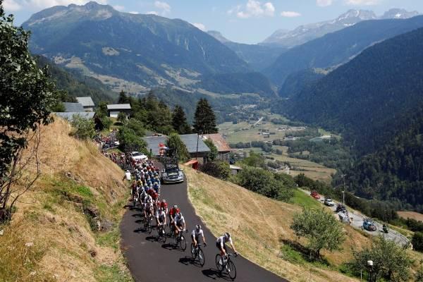 En vivo la etapa 12 del Tour de Francia 2018