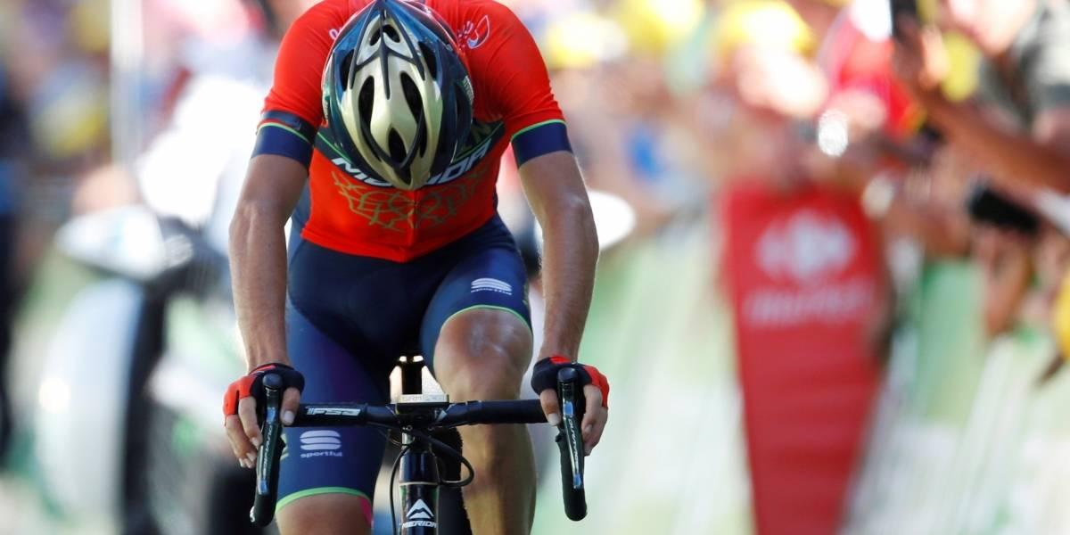 Tour de Francia: la caída de Vincenzo Nibali que causó su retiro de la carrera