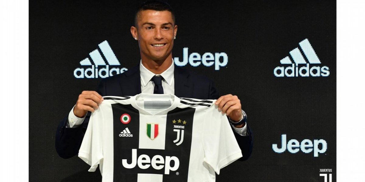 Cristiano Ronaldo es locura en Turín: Se agotaron todos los abonos de la temporada y ya se vendieron 500 mil camisetas