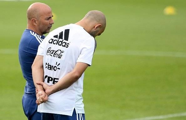 Revelan detalles de las exigencias de Messi a Jorge Sampaoli como técnico de Argentina Getty Images
