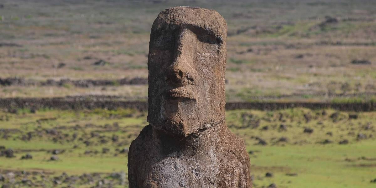 Gobierno se suma a petición para que el moai que Reino Unido sacó de Rapa Nui como regalo para la reina Victoria regrese a Chile