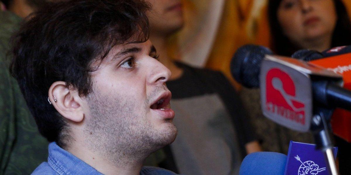 Alfonso Mohor renuncia a la presidencia de la Fech tras denuncia de encubrimiento en caso de acoso laboral