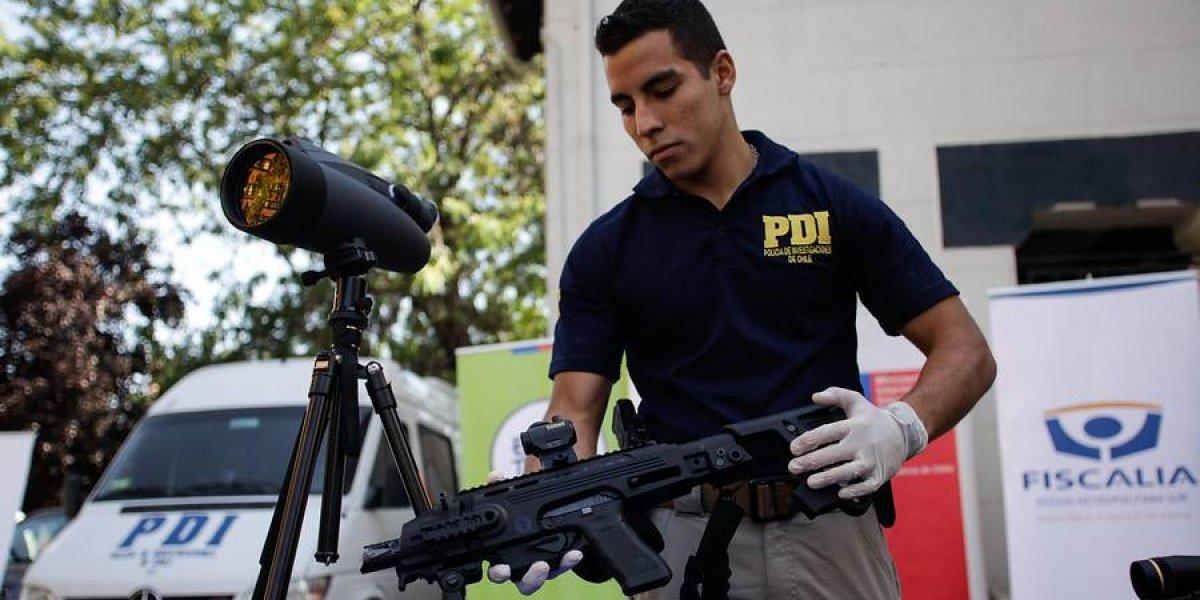 """Bélico: hay 234 mil armas sin destino conocido y Gobierno analiza reinscripción con """"perdonazo"""" para quienes posean una de forma ilegítima"""