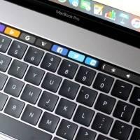 Apple patenta el teclado del futuro: cada tecla funciona como la Touch Bar de la MacBook Pro