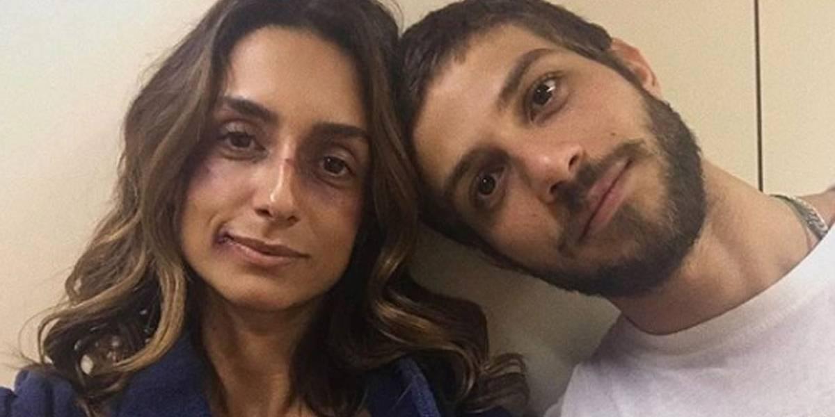 Chay Suede estaria namorando colega de elenco em novela, diz jornal