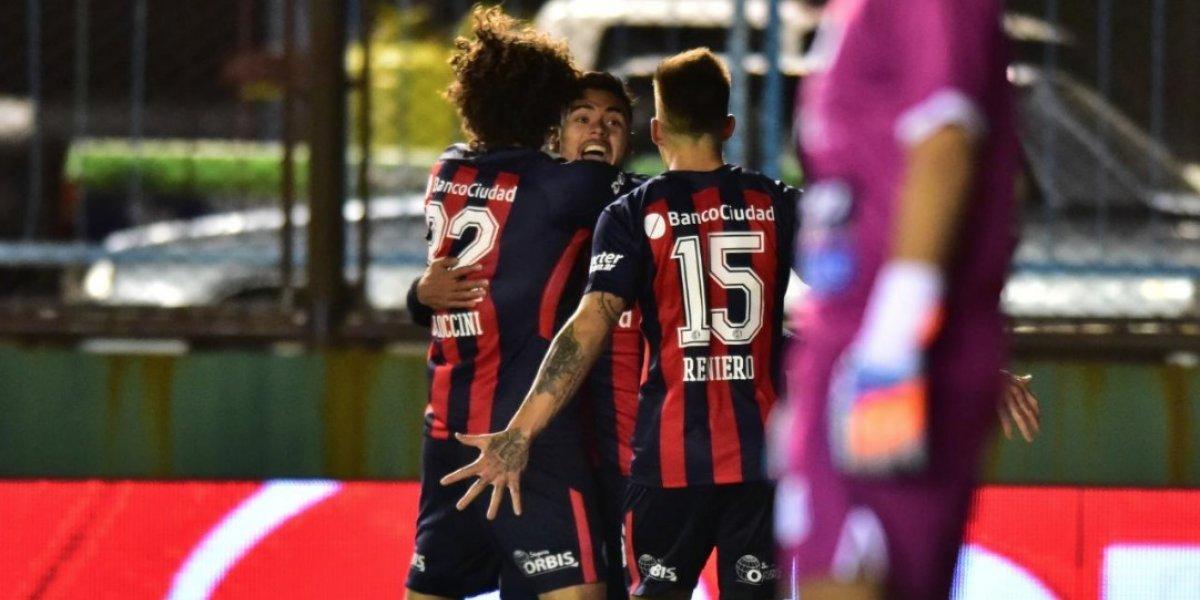 La programación de la primera fecha de los nueve chilenos de la Superliga de Argentina