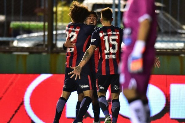 San Lorenzo y Paulo Díaz buscarán el título / imagen: Twitter San Lorenzo